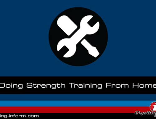 Doing Strength Training From Home